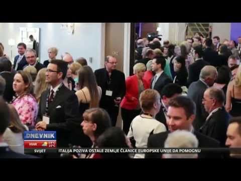 News Report (Dnevnik.hr) - 13th Annual Business Excellence Awards Gala