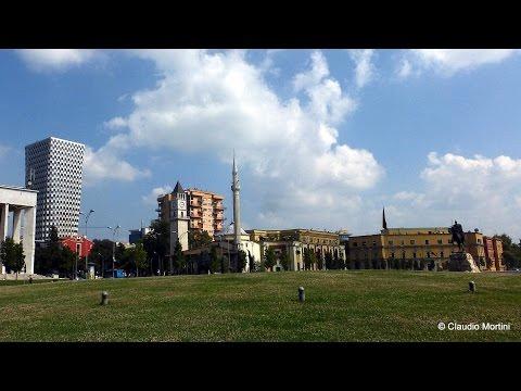 ALBANIA - TIRANA Tiranë Tirona 2014 - HD