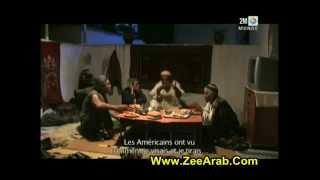 مقطع مضحك من الفيلم المغربي رحلة إلى طنجة ( السلوقية هههههه )