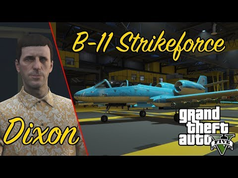 DIXON AND B-11 STRIKEFORCE! - GTA 5 After Hours Update 2