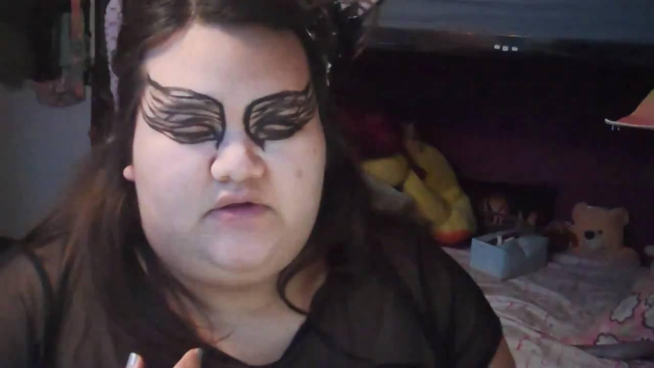 Aninimal Book: Black Swan Makeup Tutorial.mp4 - YouTube