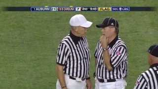 2010 SEC Championship - #1 Auburn vs #19 South Carolina