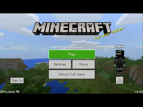 Minecraft Windows 10 Edition Trial Reset New Version Working 2020 (SUBSCRIBE)