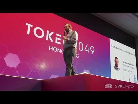 CHARLES HOSKINSON CEO CARDANO TOKEN 2049 HONG KONG SVK CRYPTO