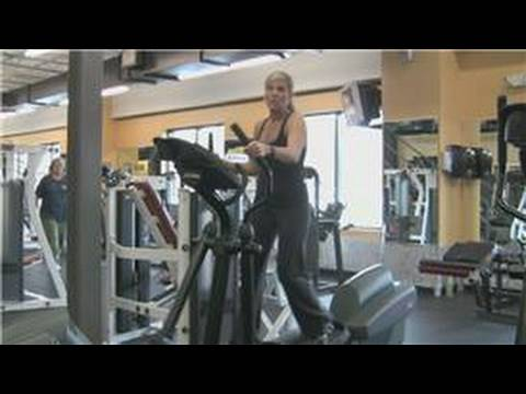 Exercise Equipment : How To Use Elliptical Exercise Machines