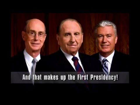 LDS Apostle Song 2016