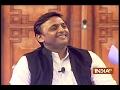 Up Cm Akhilesh Yadav In Aap Ki Adalat (2017) At Chunav Manch 2017 video