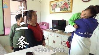 【牛二条】566 农村二条领媳妇进京城 牵挂家人急忙回家 带啥礼物给家人分享?