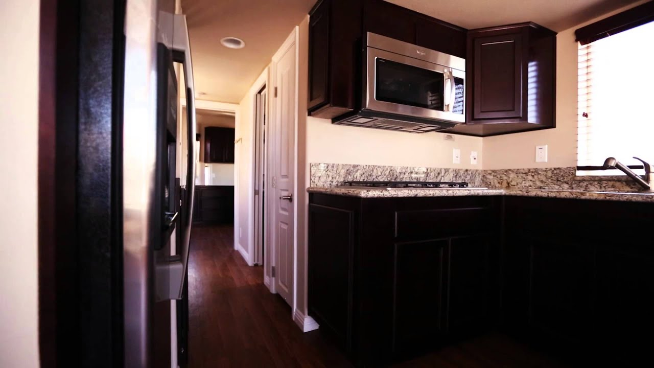 Manufactured Home Tour Pacific Homes Silvercrest Park Model B