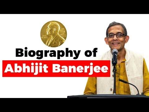 Biography Of Abhijit Banerjee, One Of The Winners Of 2019 Nobel Prize In Economics #NobelPrize2019