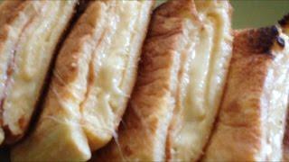 Рулет блинный с сыром моцарелла. Мини-печь от GFGRIL 3 в 1. Гриль.