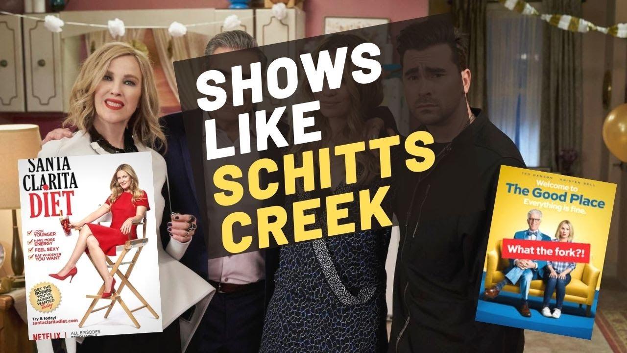 Download SHOWS LIKE SCHITT'S CREEK | NETFLIX | SERIES | SANTA CLARITA DIET
