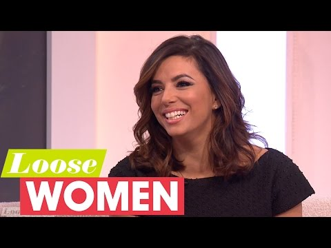 Eva Longoria Talks About Her Close Friendship With Victoria Beckham | Loose Women