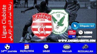 Club Africain vs AS Kasserine full match