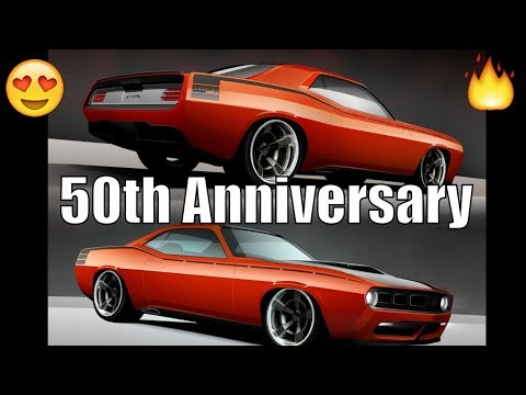 Plymouth CUDA Coming Back? Dodge Has Plans! Hellephant 426!