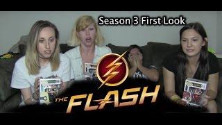 The Flash Season 3 First Look Trailer