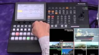 Anahtarları/AV-HS410 - Video Bellek Ayarı