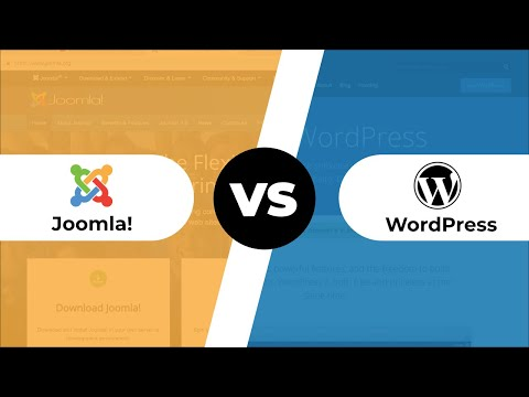 Joomla vs WordPress: Which CMS To Choose For Your Website?