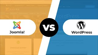 видео Joomla или WordPress? Что лучше: Joomla или WordPress?