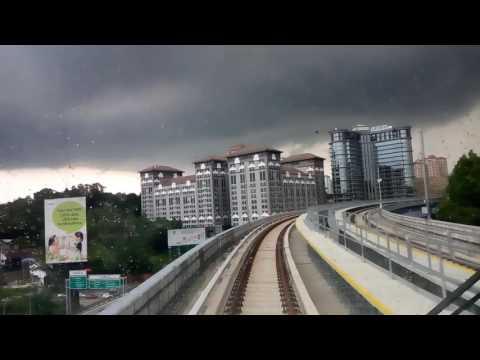 [MRT SBK Line] MRT Sungai Buloh - Kajang Line (Semantan to Sungai Buloh)