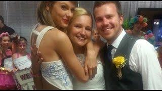 Taylor Swift Crashes Fan's Wedding