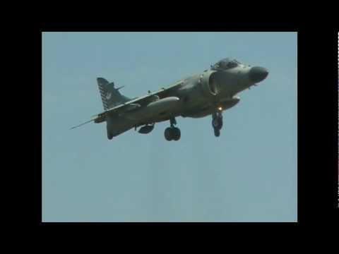 Sea Harrier FA2  Royal NAVY RIAT 2005