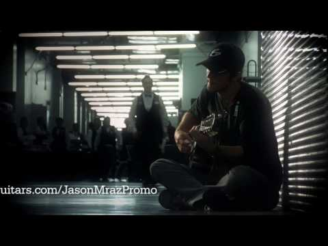 Jason Mraz Backstage at NAMM 2010 with Taylor Guitars