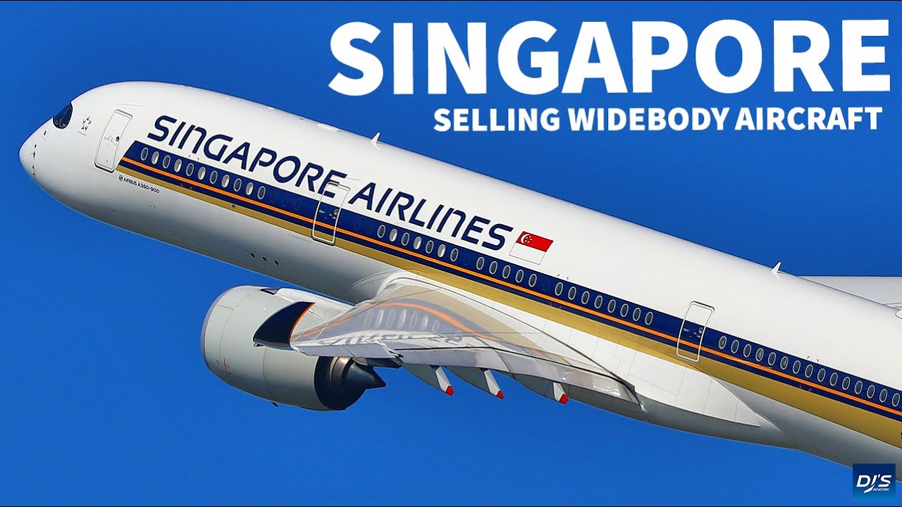 Download Singapore Airlines Sells Aircraft
