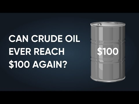 Crude Oil Price at $100 | Is it Still Possible?