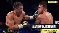 DAZN REWIND | Canelo Alvarez vs. Gennadiy Golovkin 1