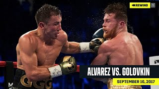 FULL FIGHT | Canelo Alvarez vs. Gennadiy Golovkin 1