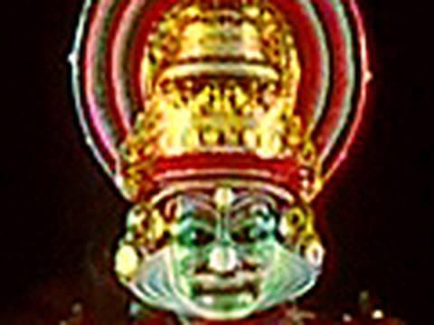 Lord Shiva in Kailasodharanam