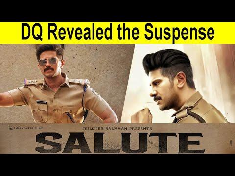 Dulquer Salman | Salute Movie യിലെ രസകരമായ അനുഭവങ്ങൾ പങ്കുവെച്ച്  DQ