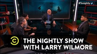Download Video The Nightly Show - Panel - Donald Trump's Abusive Relationship with the Media MP3 3GP MP4