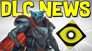 Destiny: NEW INFINITE FOREST BOSS & OSIRIS HIDDEN TEMPLE! New Vehicles, New Exotic Perk, & Secrets