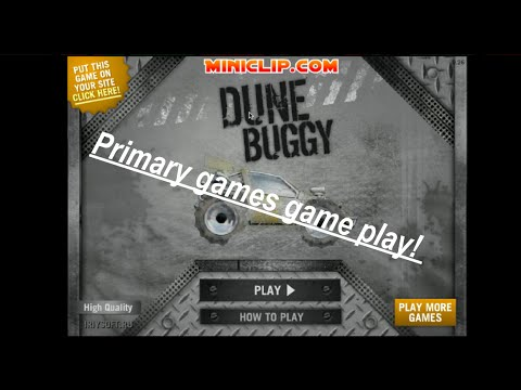 Dune Buggy Game Play Youtube