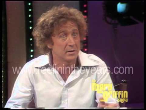 Gene Wilder Rare Interview (Merv Griffin Show 1979)