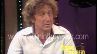 Gene Wilder Rare Interview (Merv Griffin Show 1979)