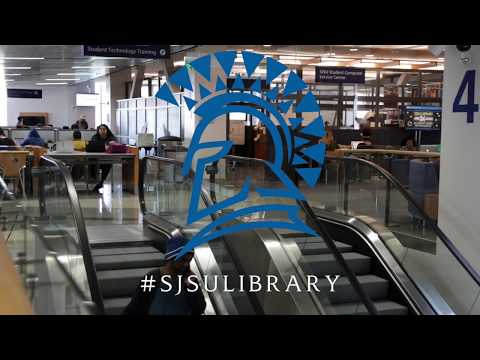 SJSU Library 4th Floor Tour