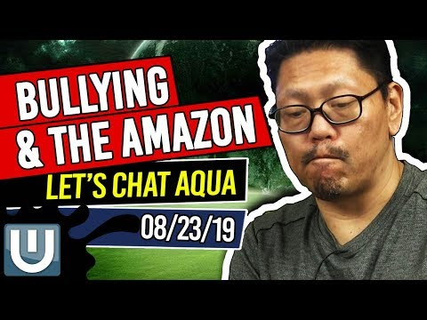 Let's Chat Aqua: Bullying and the Amazon