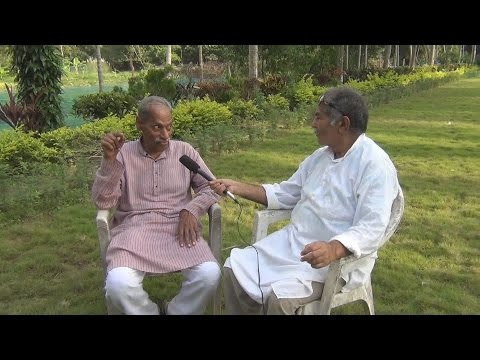 ZBNF - Subhas Palekar Interview (English) near Puri with Abhay Singh