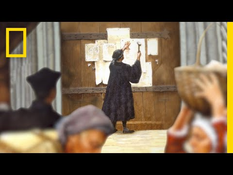 History 101: The Protestant Reformation | National Geographic