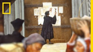 National Geographic: The Protestant Reformation thumbnail