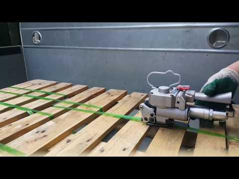 Пневматический стреппинг инструмент AQD 13-19