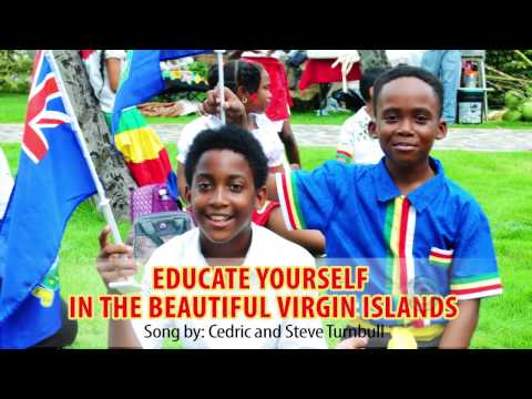 Educate Yourself in the Beautiful British Virgin Islands  Music Video