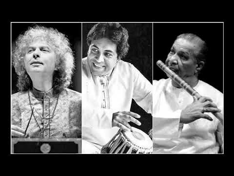 Pandit Shivkumar Sharma (Santoor) & Pandit Hariprasad Chaurasia (Flute) - Raga Kirwani