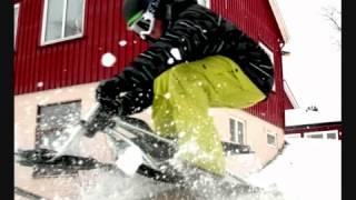 Снегокат Hamax Sno Xross, видео фото обзор
