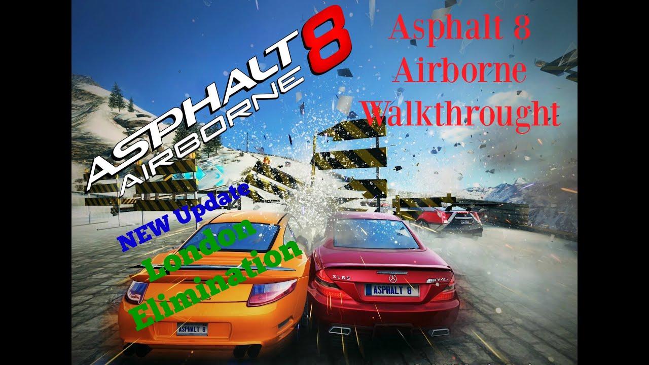 Asphalt 8 airborne walkthrough new update london elimination hd youtube - Asphalt 8 hd images ...