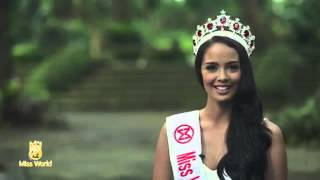 Miss World 2013 Philippines Megan Young