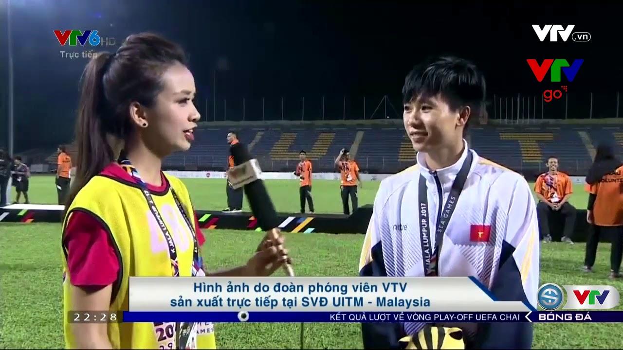 Tuyển thủ nữ Tuyết Dung: Xúc động vì vẫn có nhiều NHM đồng hành cùng bóng đá nữ